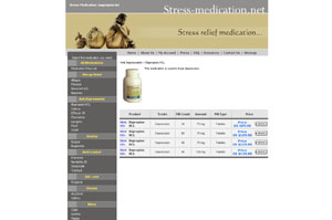 Best Stress Medication by stress-medication.net