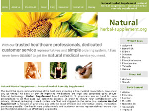 Natural Herbal Supplement by natural-herbal-supplement.org