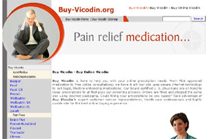 Pain Reliever by buy-vicodin.org