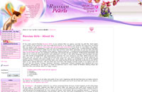 Russian Girls - Russian Marriage Agency - Russian Pearls