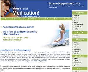 Stress Supplement by stress-supplement.com